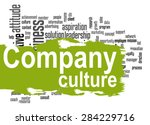 company culture word cloud... | Shutterstock . vector #284229716