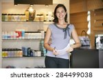 Small photo of Portrait Beauty Product Shop Manager