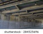 Concrete Underpass.