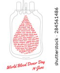 "poster ""world blood donor day""  ... 