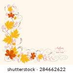 autumn border free vector art 4918 free downloads