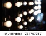 fashion show  a catwalk event ... | Shutterstock . vector #284707352