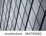 abstract architecture of a... | Shutterstock . vector #284750582