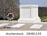 Tomb Of Unknown Solder At...