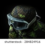 Airsoft Soldier  View From...