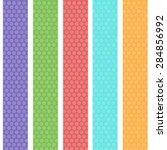 Polka Dot Background Seamless...