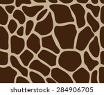 seamless pattern of leather of...