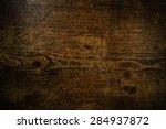 wood texture background. old... | Shutterstock . vector #284937872