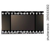 film  movie | Shutterstock .eps vector #285033302