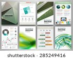 abstract vector backgrounds and ... | Shutterstock .eps vector #285249416