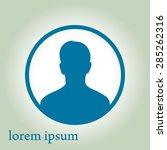 user sign icon. person symbol....