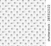 seamless pattern. classical...   Shutterstock .eps vector #285312122