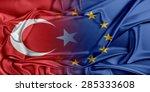 European Union And Turkey. The...