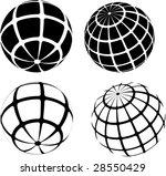wireframe   Shutterstock .eps vector #28550429