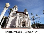 Hearst Castle In California