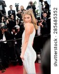 karlie kloss attends the... | Shutterstock . vector #285685352