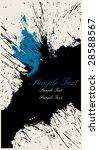 ink splash background   Shutterstock .eps vector #28588567