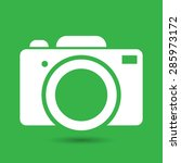 photo camera icon   vector...