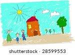 illustration of childlike