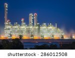 close up boiler stream in... | Shutterstock . vector #286012508