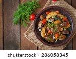 Roast Chicken Liver With...