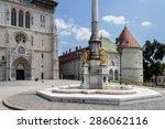Zagreb  Croatia   June 6  2015...