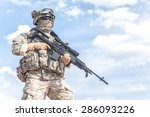 portrait of united states... | Shutterstock . vector #286093226