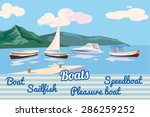 set against the backdrop of... | Shutterstock .eps vector #286259252