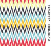 Chevron Abstract Background....
