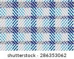 fabric texture seamless  tile... | Shutterstock .eps vector #286353062