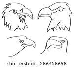 line art vector illustration of ...   Shutterstock .eps vector #286458698