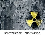 Sign For Radioactivity