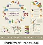 vector illustration of...   Shutterstock .eps vector #286543586