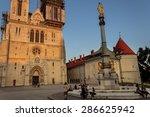 Zagreb  Croatia   June 5  2015...