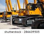 exhibition of construction... | Shutterstock . vector #286639505