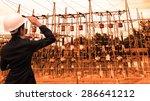power plant engineering | Shutterstock . vector #286641212