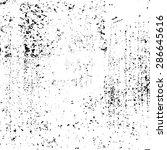 abstract halftone grunge vector ...   Shutterstock .eps vector #286645616