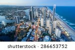 Gold Coast Beautiful Panorama...