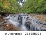 Tiered Cascading Waterfall Ove...