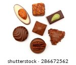 chocolate | Shutterstock . vector #286672562