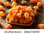Raw Organic Orange Sunshine...