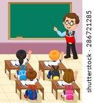 Cartoon Little Kid A Study In...