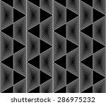 design seamless monochrome...   Shutterstock .eps vector #286975232