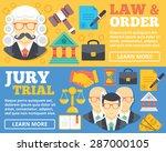 law   order  trial by jury flat ...