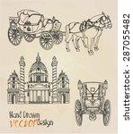 vienna | Shutterstock .eps vector #287055482