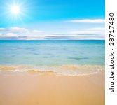shores of heaven | Shutterstock . vector #28717480