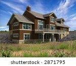 проект дома, проекты коттеджей, загородные дома, коттеджи.