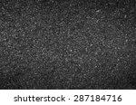 asphalt background texture with ... | Shutterstock .eps vector #287184716