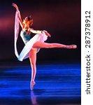 Unrecognizable Ballet Dancers...