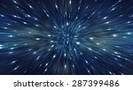 abstract blue background.... | Shutterstock . vector #287399486